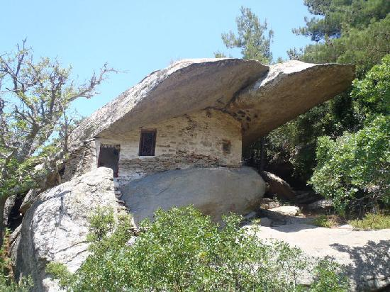 Ikaria, กรีซ: Theoktitsis Monastery