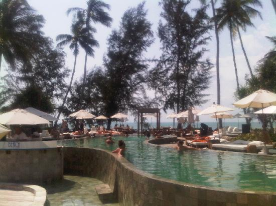 Nikki Beach Resort & Spa : Pool