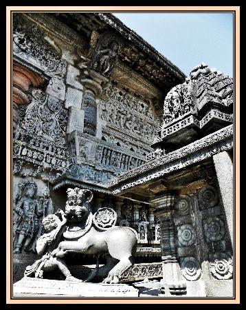 Chennakesava Temple: The Hoysala Emblem - Yali