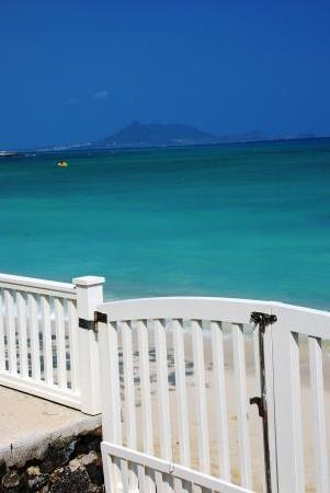 Lanikai Beach: ビーチ