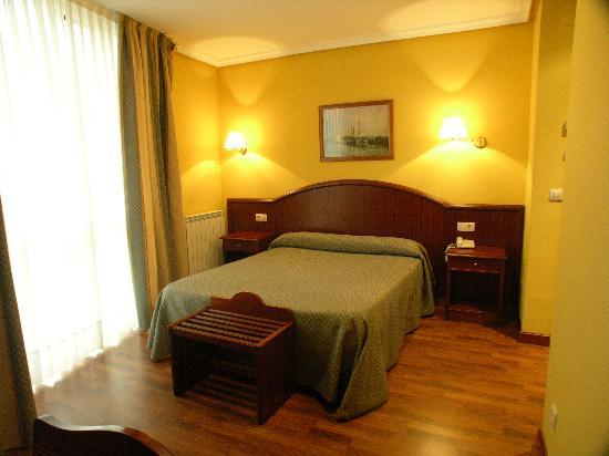 Hotel Verdemar: HABITACION MATRIMONIAL