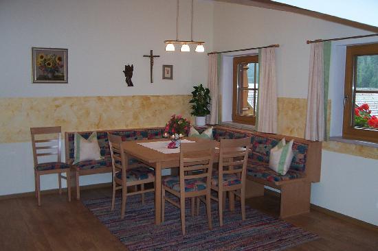 Ferienwohnung Bertoni: comfort kitchen-livingroom