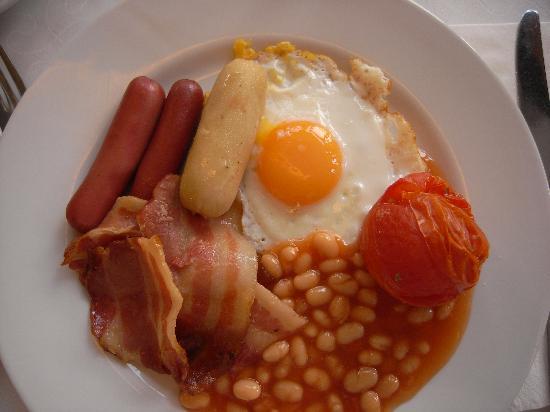 Paradise Costa Taurito: Buffet breakfast includes trusty bacon n eggs!