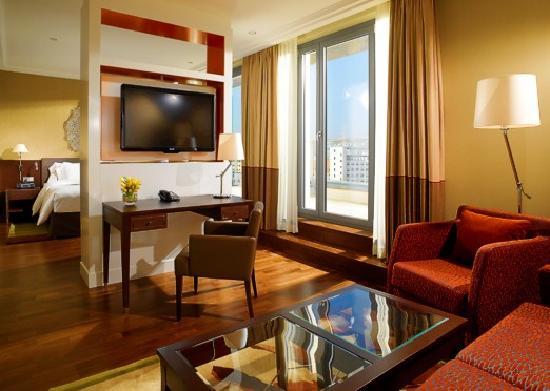 Junior Suite - Sheraton Bratislava Hotel