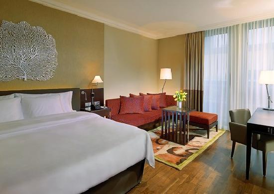 Deluxe Room - Sheraton Bratislava Hotel