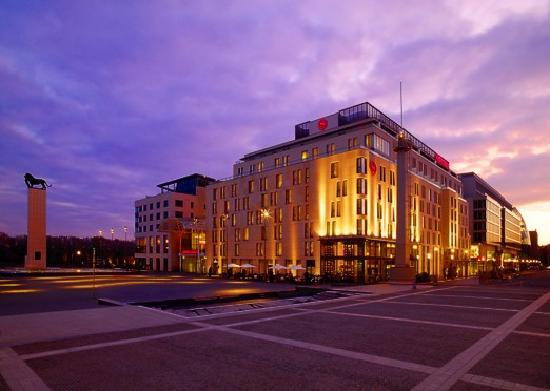 Exterior - Sheraton Bratislava Hotel