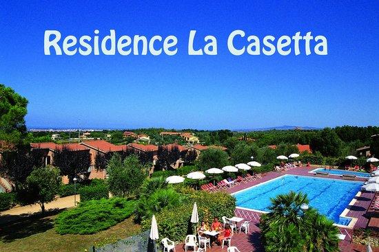 Casale Marittimo, إيطاليا: Residence La Casetta