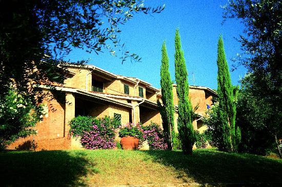 the village La Casetta