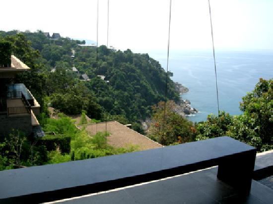 Paresa Resort Phuket: Von der Lobby zum Aussichtspunkt