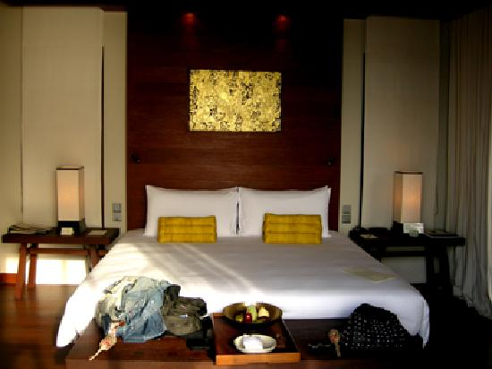 Paresa Resort Phuket: Bett