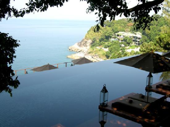 Paresa Resort Phuket: Hauptpool tagsüber