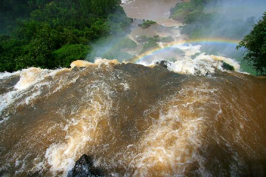 Puerto Iguazú Arts and Crafts Market: Argentische Seite der Wasserfälle von Puerto Iguazu