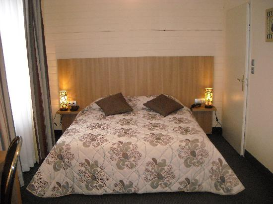 Hotel La Reserve : chambre 21