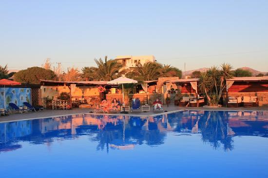 Faros Villa: Faros Pool
