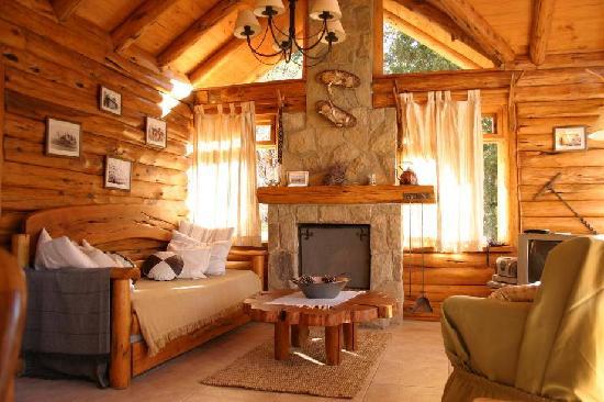Cabanas Terrazas del Campanario: Living room