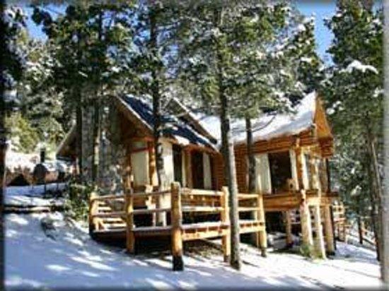 Cabanas Terrazas del Campanario: Invierno en Barilloche