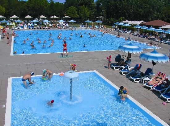 Camping villaggio rubicone hotel savignano a mare italia emilia romagna prezzi 2017 e - Piscina seven savignano ...
