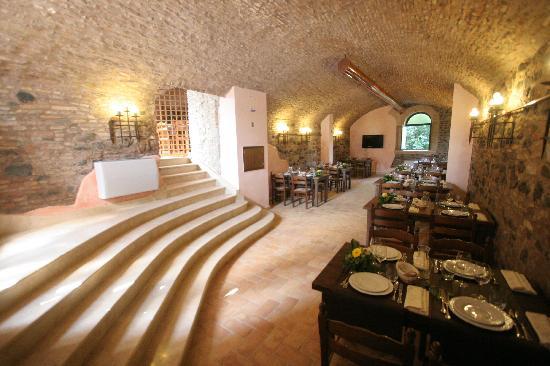 Relais Castrum Boccea: ristorante LA TAVERNA
