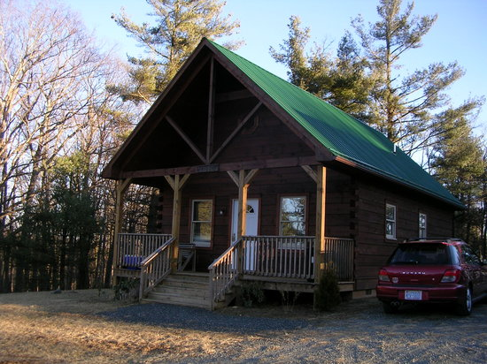 Mountain View Lodge and Cabins: Whitetop Cabin