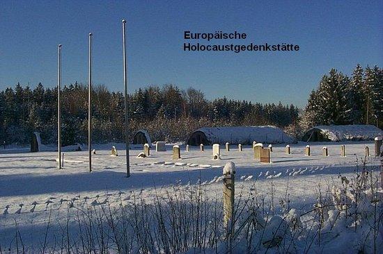Europaische Holocaust Gedenkstatte