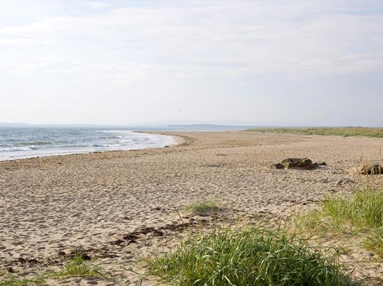 The Beach close to the Bay Dornoch Hotel