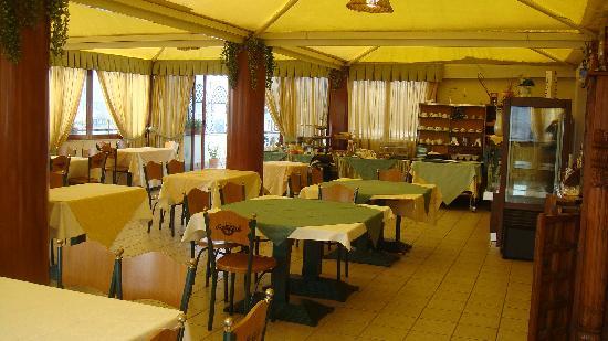 Carlo Terzo: ristorante e sala ....
