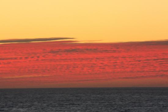 Playa Escondida: Sunsets!