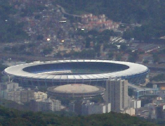 Rio de Janeiro, RJ: IL MARACANA'