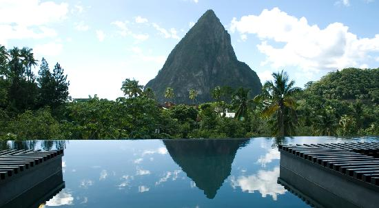 Boucan by Hotel Chocolat: Infinity Pool