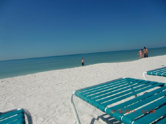 Sarasota, Φλόριντα: Lido Beach
