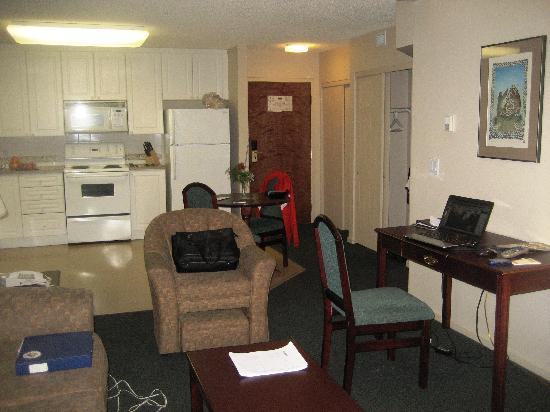 Iqaluit, Kanada: the suite