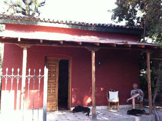 Bodega Cavagnaro: Guesthouse