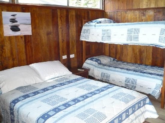 Cabanas Isla del Sol: Cabana de madera