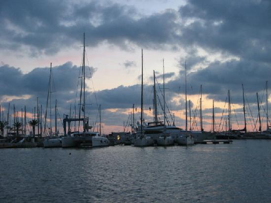 El Arenal, Spanien: marina S'Arenal, Mallorca