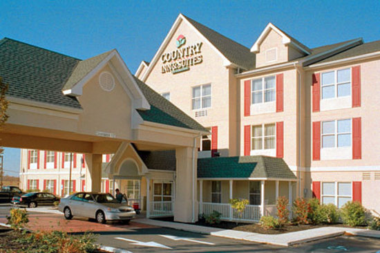 Country Inn & Suites By Carlson, Harrisburg Northeast (Hershey): Main Entrance