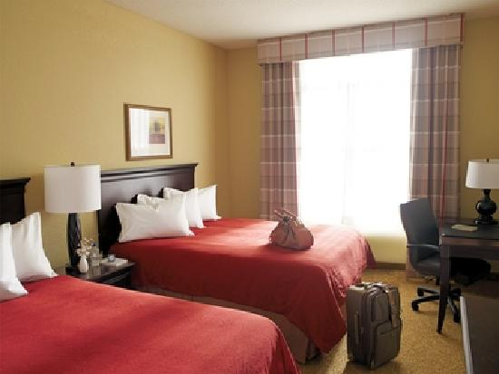 Country Inn & Suites By Carlson, Harrisburg Northeast (Hershey) : Guest Room - 2 Queen Beds