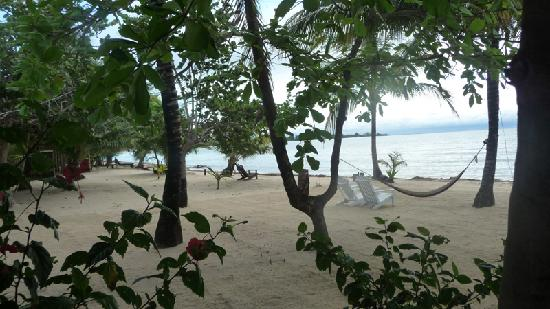 Maya Beach Hotel : hammocks everywhere
