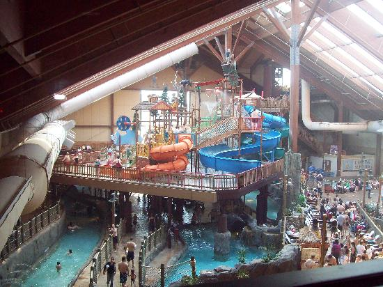 Six Flags Great Escape Lodge & Indoor Waterpark: The WaterPark