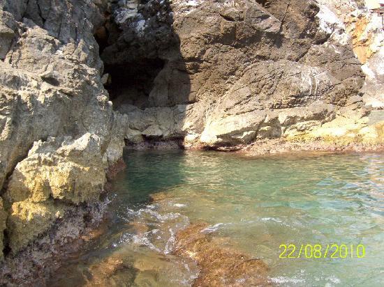 Villaggio Marbella Club: l'acqua del mare
