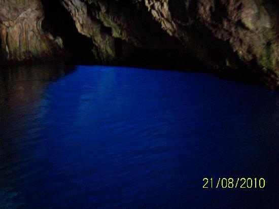 Villaggio Marbella Club: grotta azzurra