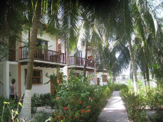 Isla Tierra Bomba, Colombie : The hotel