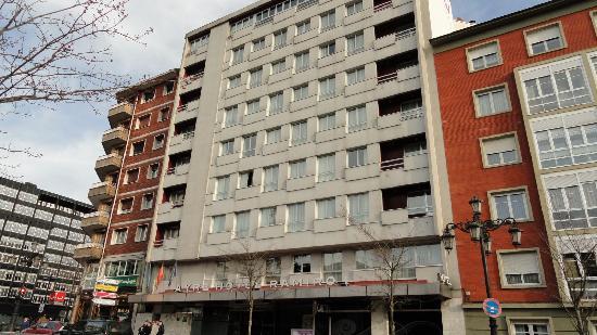 Ayre Hotel Ramiro I: Hotel Ramiro I