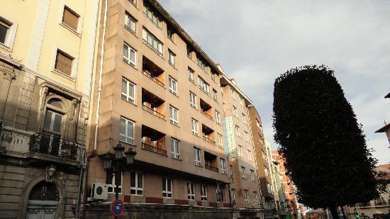 Gran Regente Hotel: Hotel Regente Oviedo