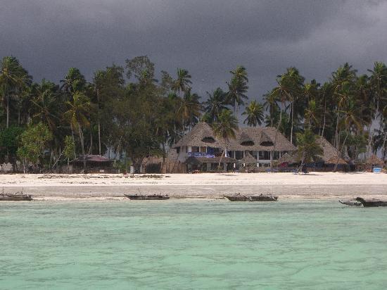 Blu Marlin Village: vista del villaggio dal mare