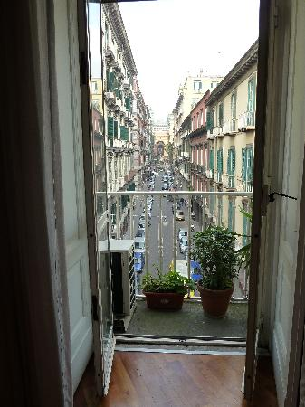 Bellini 67 B&B: View from Our Room