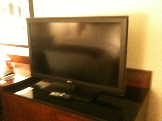 Philadelphia Marriott Downtown: Nice HD TV's