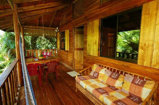 Disfrutalo Ranchos y Villas: balcony