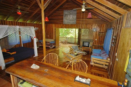 Disfrutalo Ranchos y Villas: villa madera