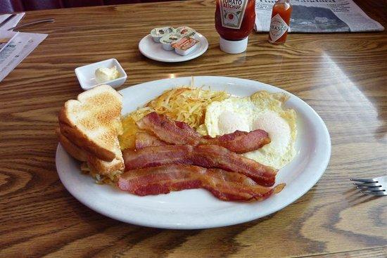 Adel's Restaurant: Breakfast