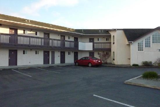 Pennysaver Hotel Crescent City Ca